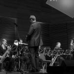 SchuMu-Bigband der Hochschule für Musik Franz Liszt. Foto: Kolb